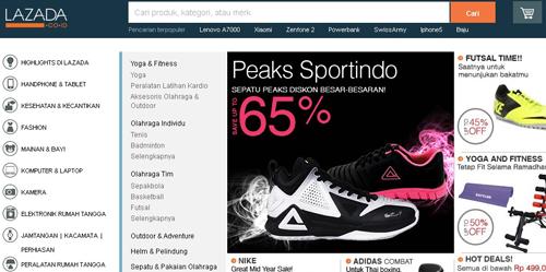 Beli Sepatu Nike di Lazada, Dapat Sepatu KW