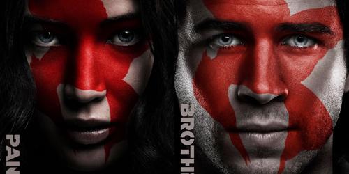 8 Poster Karakter The Hunger Games: Mockingjay Part 2