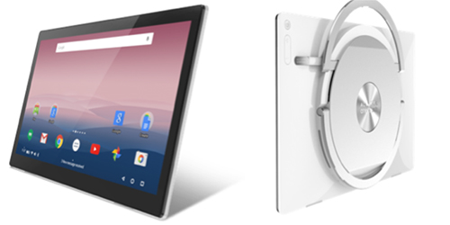 Alcatel OneTouch Xess, Tablet Jumbo Berlayar 17,3 Inci!