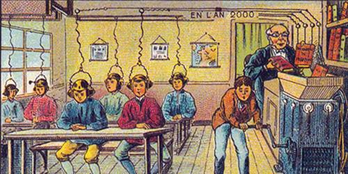 15 Animasi Tahun 1900-an yang Menjadi Nyata