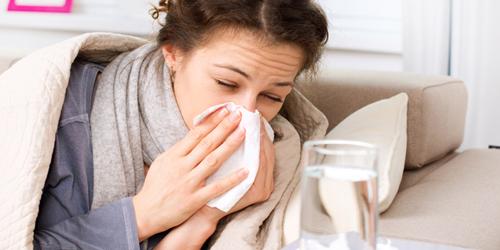 2 Penyebab Utama Penyakit Flu & Batuk