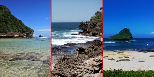 98 Pantai Indah di Wilayah Malang