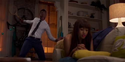 Trailer Kocak Fifty Shades of Black, Parodi Fifty Shades of Grey