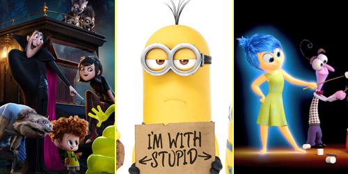 5 Film Animasi Terbaik 2015