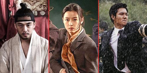 5 Film Korea Selatan Paling Populer 2015