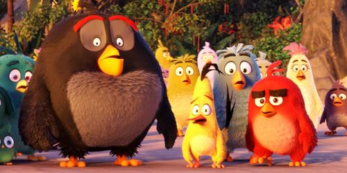5 Poster Karakter Terbaru The Angry Birds Movie