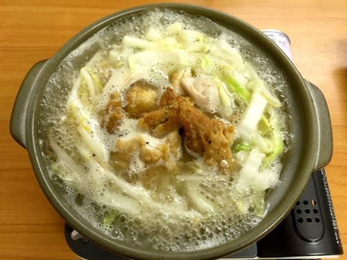 Sup Kaldu Tulang Ayam KFC @Keepo.me