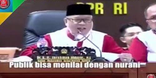 'Buka Saja!' Lagu Parodi Sidang MKD Karya Eka Gustiwana