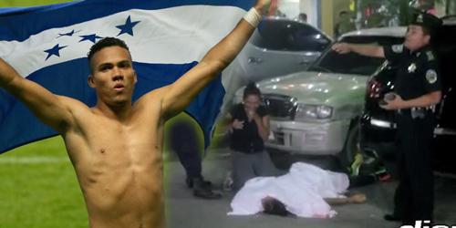 Pesepakbola Timnas Honduras Tewas Ditembak di Parkiran