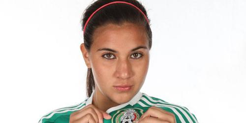 5 Wanita Pemain Bola Paling Cantik 2016: Nayeli Rangel