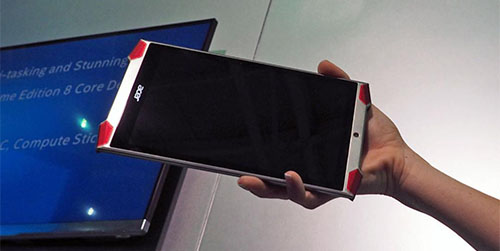 Acer Pamer Tablet Khusus Game Predator 8