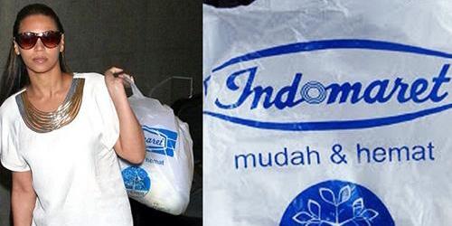 Kocak, 23 Foto Editan Artis Hollywood Pakai Produk Indonesia