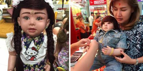 Maskapai Thailand Perlakukan Boneka Gaib Sebagai Anak-anak e4d39f1cee