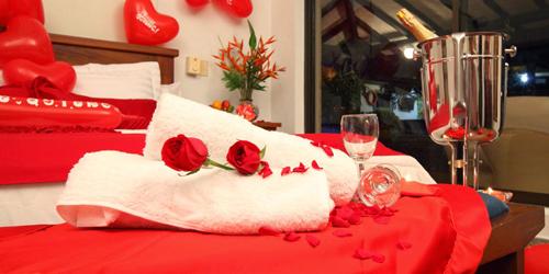 6 Cara Buat Rumah Jadi Romantis Saat Valentine