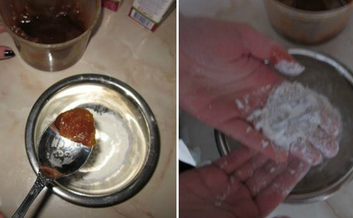 Cara pembuatan kompres madu @theasianparent.com
