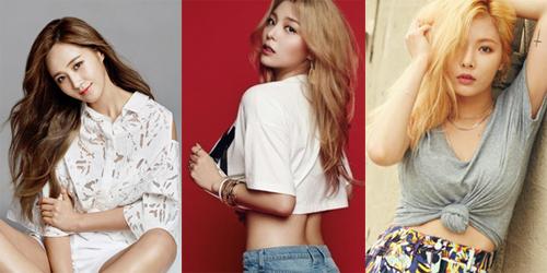 Foto: 9 Penyanyi Korea Selatan Paling Seksi