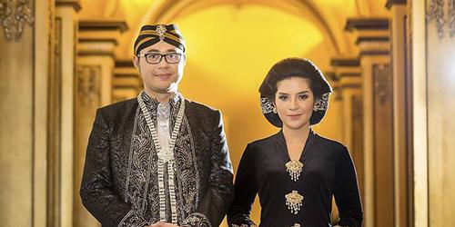 Foto Prewedding Cantik & Anggun Putri Gubernur Jatim Kartika Soekarwo