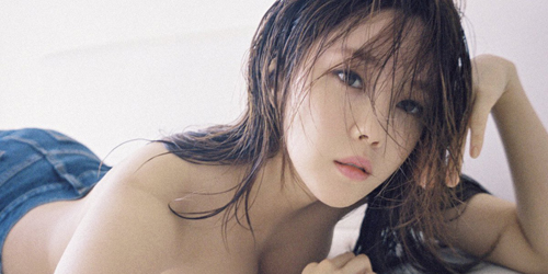 Hyomin T-ara Pamer Payudara di Foto Teaser Album Solo 'Sketch'