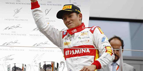 Inggris Bantu Rio Haryanto Masuk F1