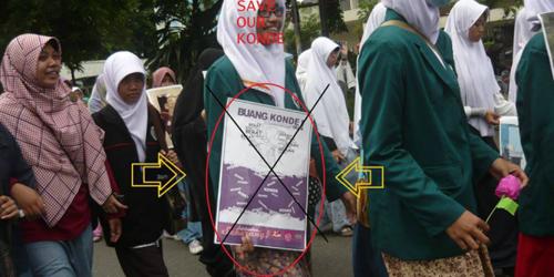 Kampanye Hijabers 'Buang Konde' Hebohkan Netter