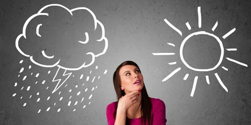 Peneliti: Berpikir Positif Dapat Memicu Depresi