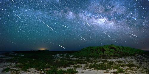 21 April - 20 Mei Terjadi Hujan Meteor Eta Aquarids
