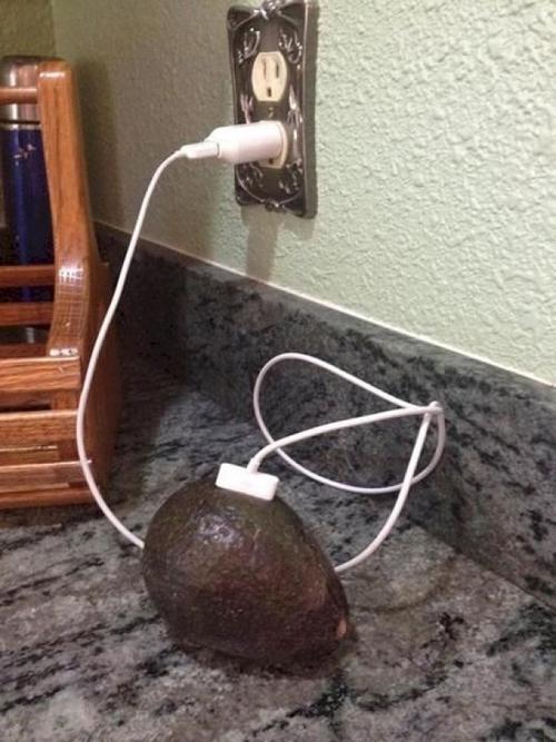 Foto: Cara Charger Ponsel Ekstrem Tapi Konyol