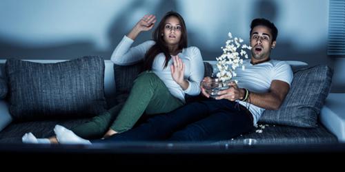 5 Manfaat Sehat Nonton Film Horor