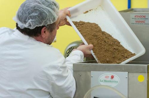 Proses produksi pasta serangga @mirror.co.uk