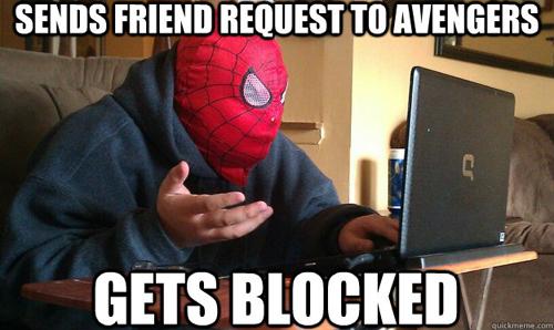 gets Blocked