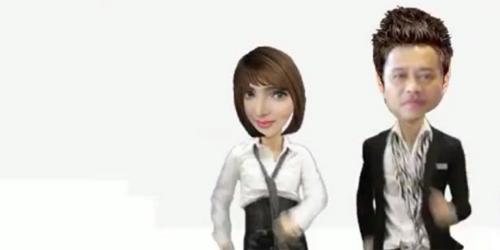 Video Kocak Aurel, Ashanty & Anang Hermansyah Goyang Bareng