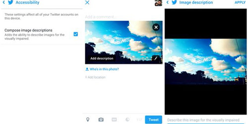 Bantu Tunanetra, Twitter Rilis Fitur Deskripsi Gambar