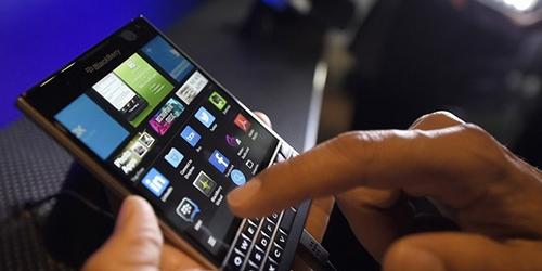 BlackBerry Berhenti Produksi Smartphone?