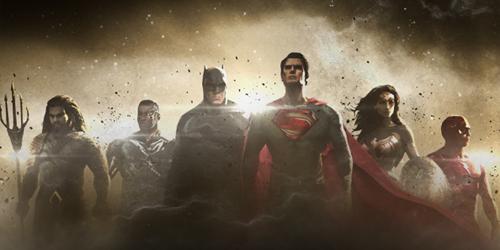 Bocoran Foto Teaser Justice League