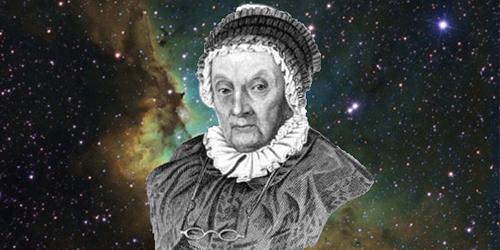 Penemu Komet '35P' Caroline Herschel Ultah ke-266 di Google Doodle
