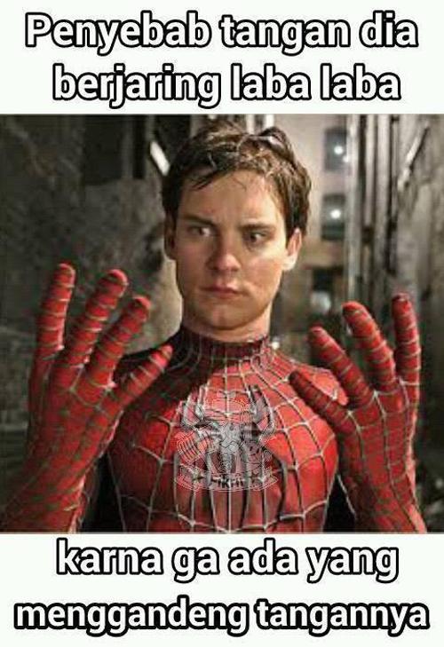 Penyebab tangan berjaring laba-laba