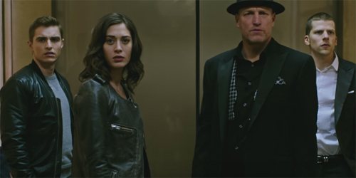 Dave Franco Cs Kembali Pamer Aksi Sulap di Trailer Now You See Me 2