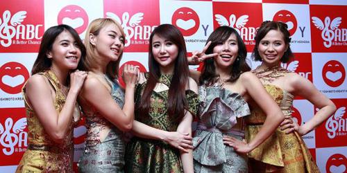 Eks Cherrybelle Bentuk Idol Grup A Better Chance (ABC)