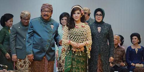 Foto Prosesi Siraman Kartika Ayu Putri Pakde Karwo