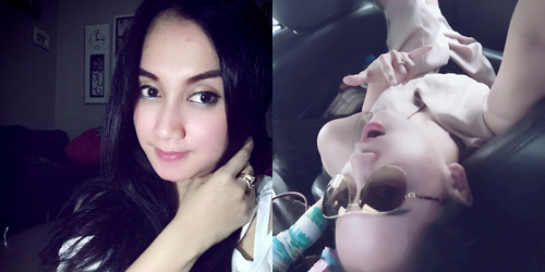 Foto Septy Sanustika Makin Seksi & Hot