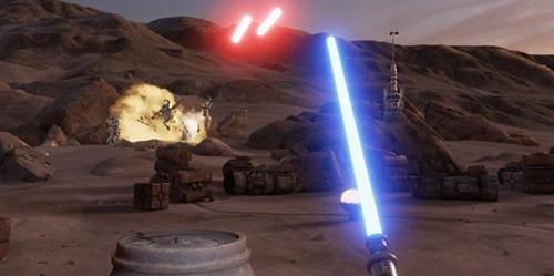 Game Virtual Reality Star Wars Segera Rilis?