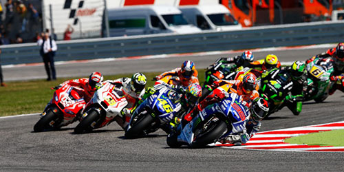 Ini Jadwal Lengkap MotoGP 2016