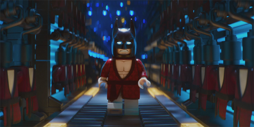 Kocaknya Batman Pakai Piyama di Trailer The Lego Batman Movie