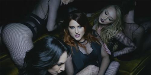 Meghan Trainor Super Hot di Video Klip 'No'