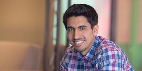 Penyanyi Kuwait Humood Alkhuder Promosi Lagu 'Kun Anta' di Indonesia
