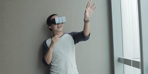 Reaksi Kocak Orang Awam Pakai Virtual Reality