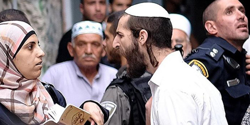 Separuh Lebih Yahudi Israel Setuju Warga Palestina Diusir