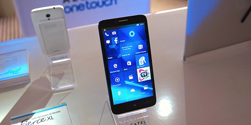 Spesifikasi Alcatel Idol 4 Pro, Ponsel Windows 10 Terkencang