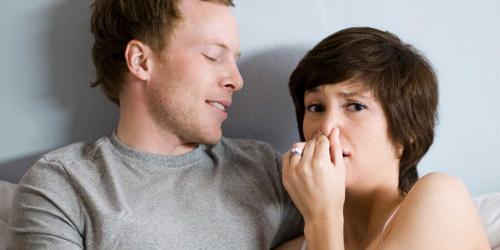 Survei: Kentut Bisa Pererat Ikatan Cinta