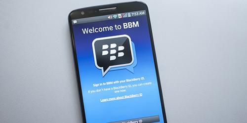 Tips Agar BBM For Android Hemat Memori & RAM